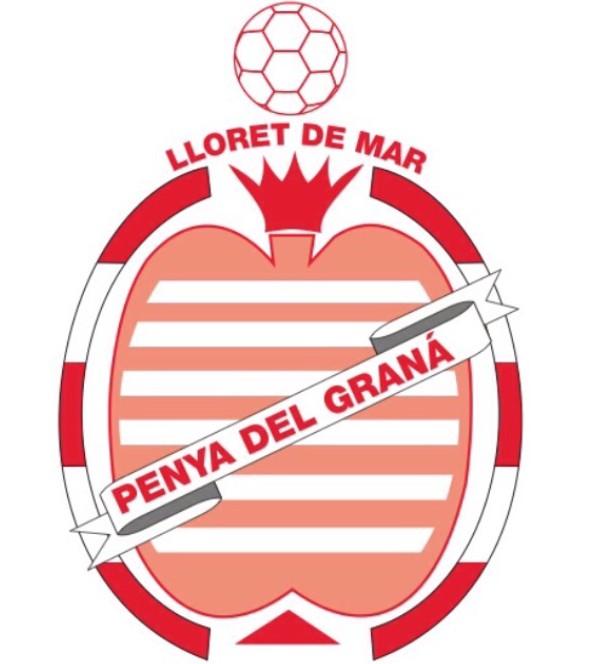 Logo Penya Lloret de Mar