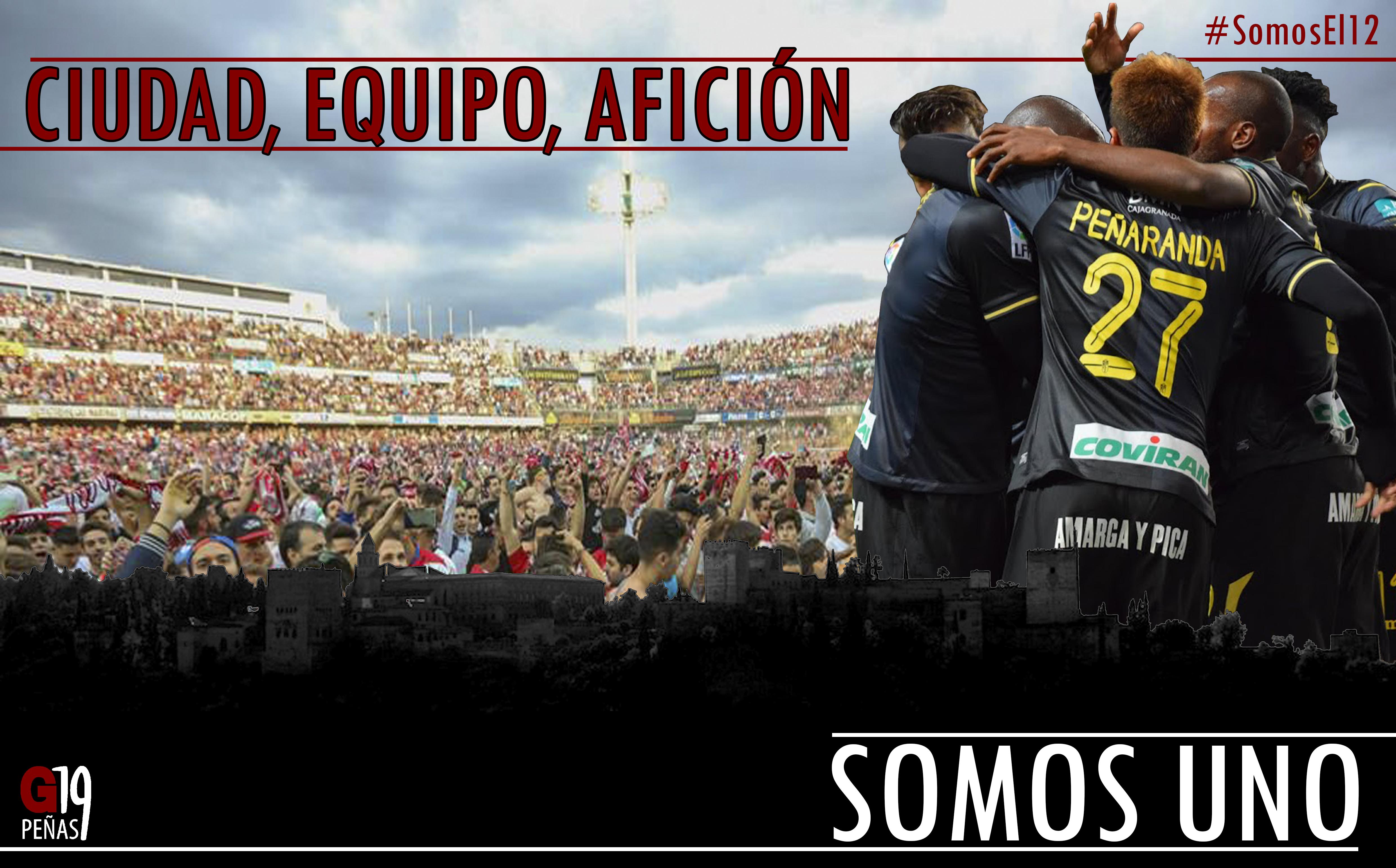 Somos UNO. Imagen: G19 Peñas.