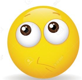 emoji duda