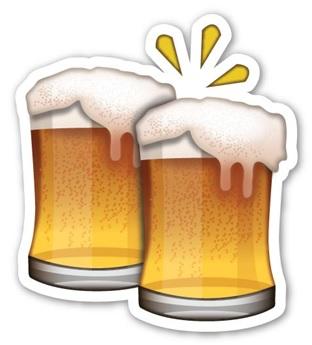 emoji cervezas