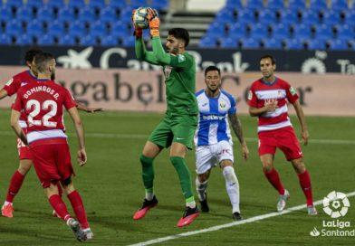 Rui Silva lidera y el Granada CF consigue un punto más