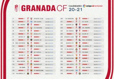 El Granada CF comenzará y terminará La Liga en el Nuevo Los Cármenes