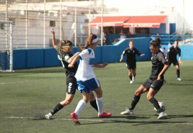 Un gol en el tiempo de descuento deja al Granada CF Femenino sin pleno de victorias