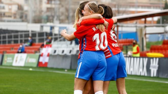 El Granada CF Femenino suma y sigue