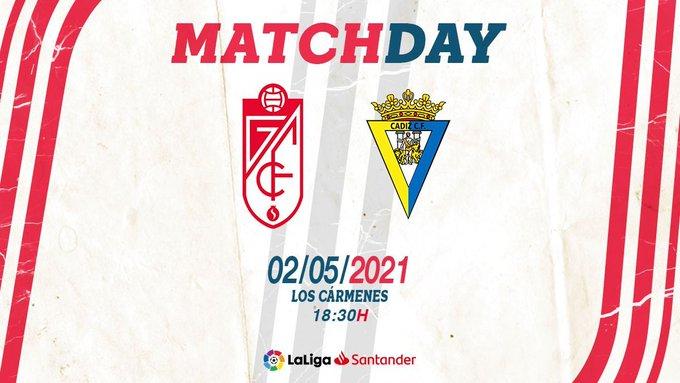 Previa Granada CF vs Cádiz CF: A la caza de Europa