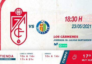 Previa Granada CF vs Getafe CF: Tras la tempestad, llega la calma
